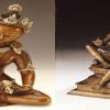 Objetos de Cobre en la Galería Cultural Codelco